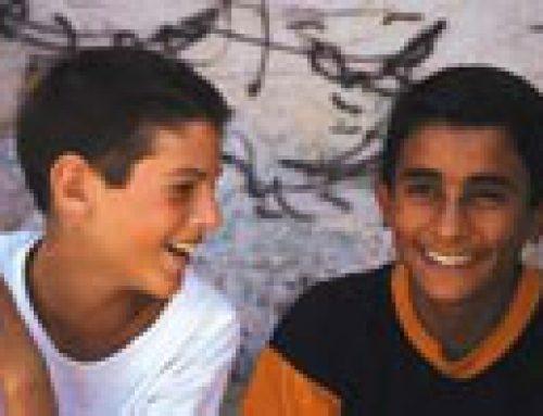 Les enfants de rue en Iran