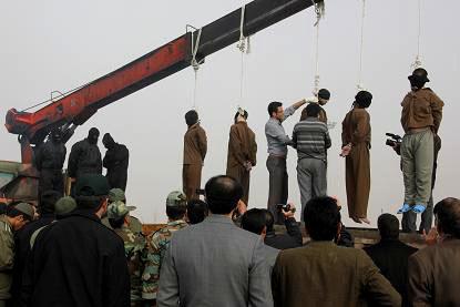 exécutions en Iran