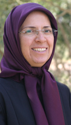 Farideh Vanaï - OMPI - Iran