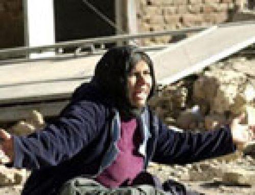 Les femmes : les plus grandes victimes du séisme en Iran