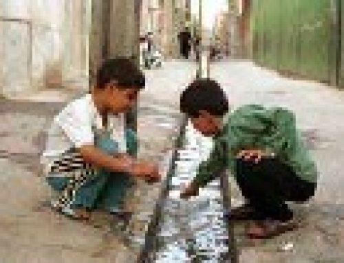 La tragédie du trafic d'enfants en Iran