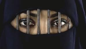 femme en prison