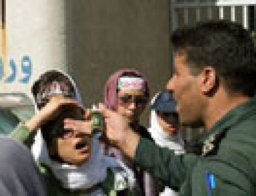Iran-football : Victoire des femmes qui rentrent dans le stade