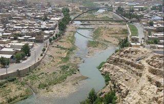 fleuve sec iran
