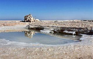 lac d oroumieh iran