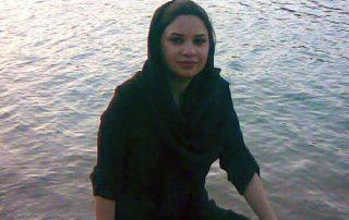 farinaz khosravani iran