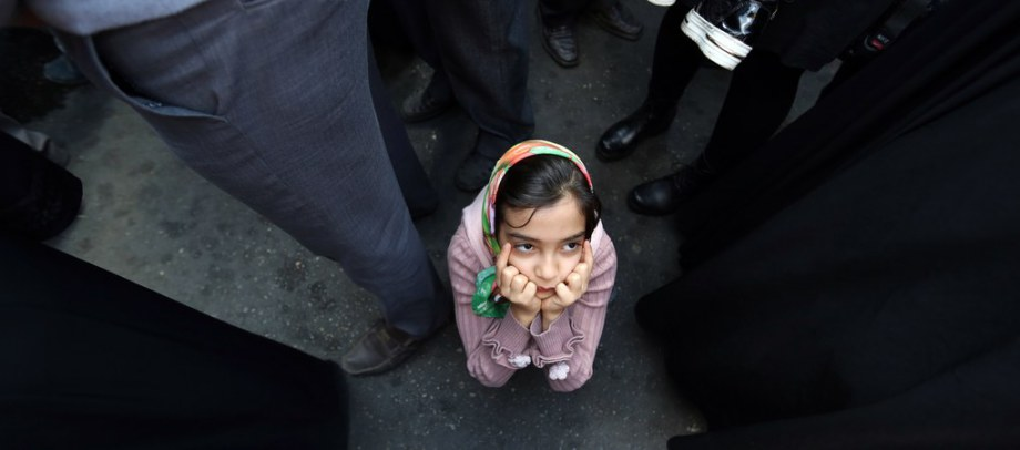 une fillette iranienne condamnee mort