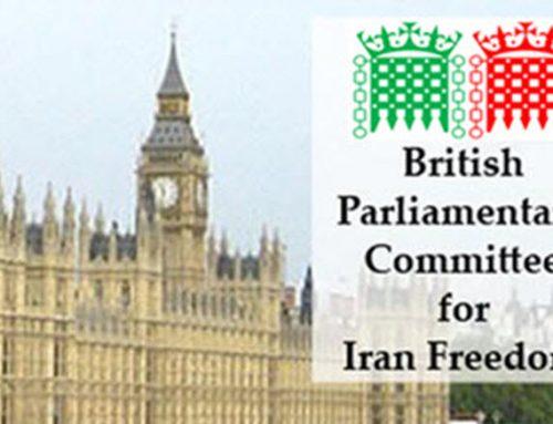 Le Comité parlementaire britannique pour la liberté en Iran se félicite du transfert en Europe des habitants de Liberty