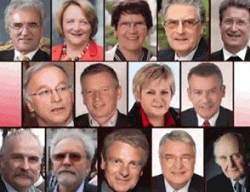 Déclaration conjointe de personnalités allemandes sur le transfert des habitants de Liberty