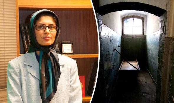 iran prison csdhi