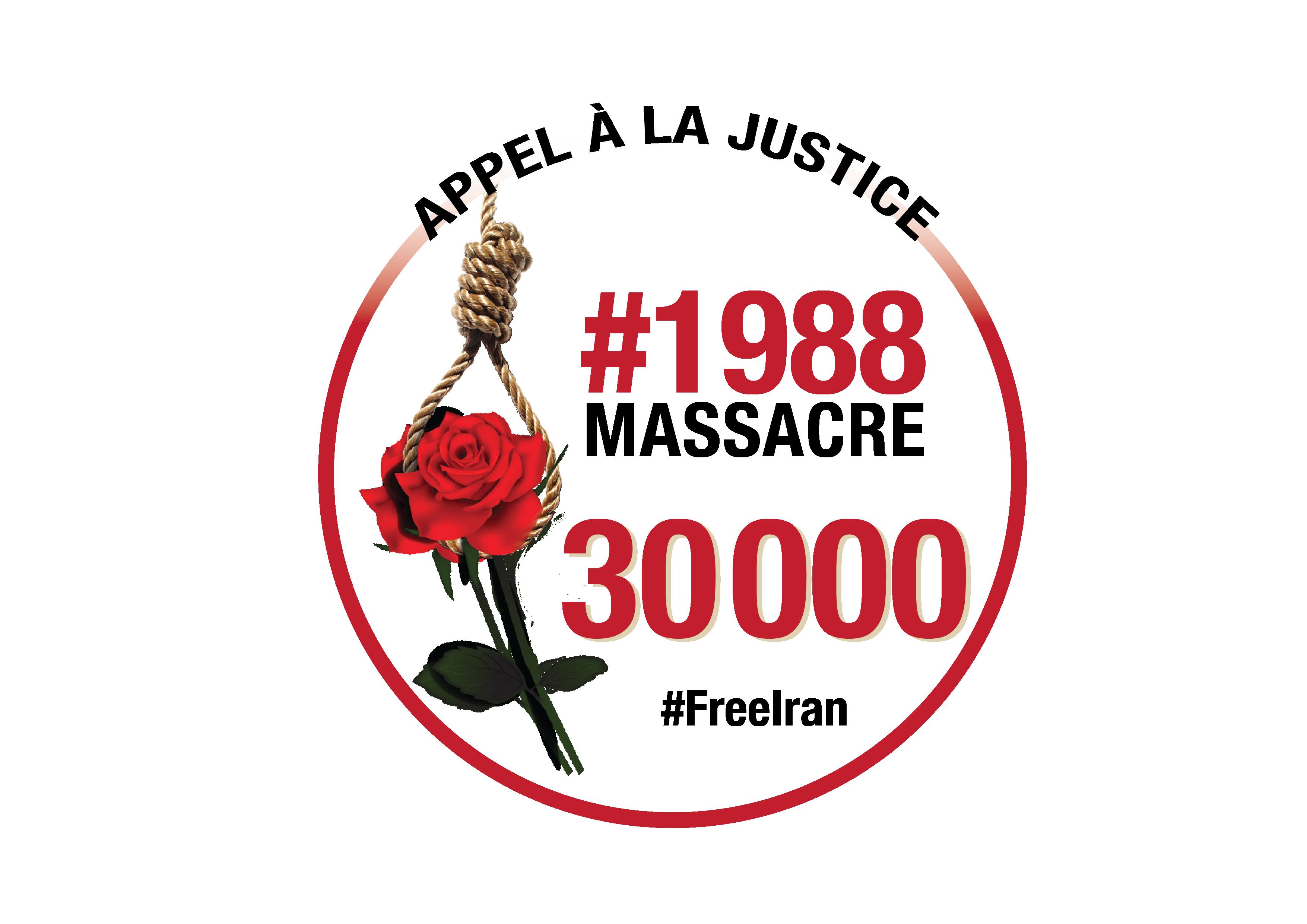 logo massacre88 Iran