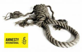 Amnesty International executions Iran