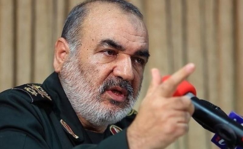 Brigadier General Hossein Salami iran