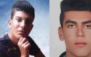 mineurs exécutés fouet iran