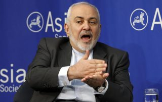 Mohammad Javad Zarif ministre affaires étrangères iran