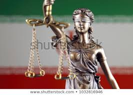 justice iran