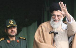 khamenei nouveau chef pasdarans iran
