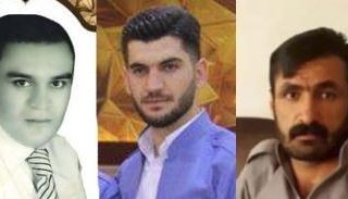 kurdes tués iran
