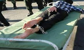 punition fouet iran