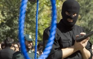 exécutions prisonniers iran