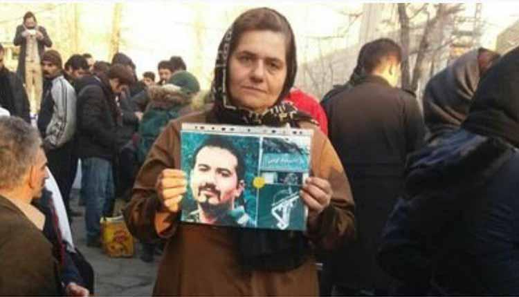 Farangis Mazloumi mère soheil arabi iran