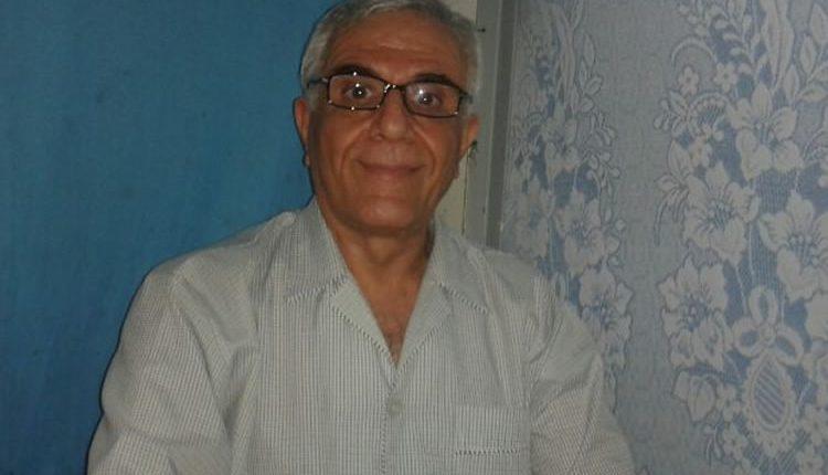 arzhang davoudi prisonnier politique grève faim iran