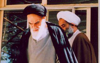 Khomeiny 1988 iran
