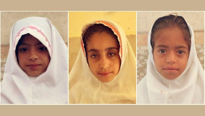 Sistan and Baluchestan children iran
