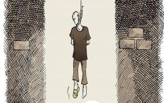 exécution mineurs iran