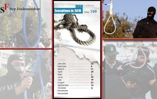 exécutions iran