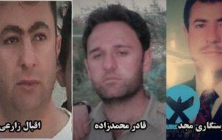 prisonniers politiques kurdes iran