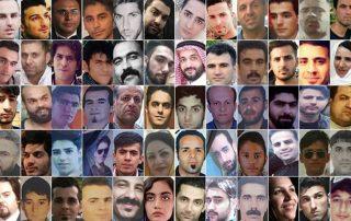 504 manifestants tués iran