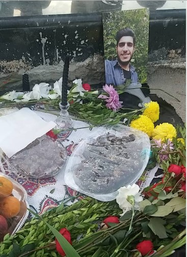 Ahad Bashara Doroughi tué iran