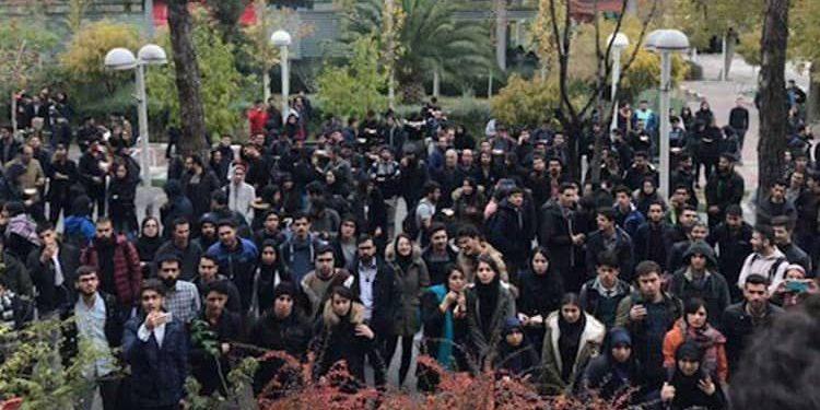 Amir Kabir University étudiant manifestations journée étudiante 7 décembre iran