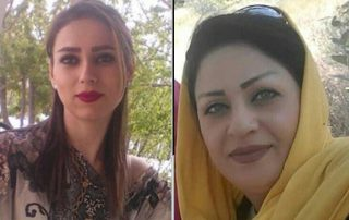 femmes tuées manifestations iran