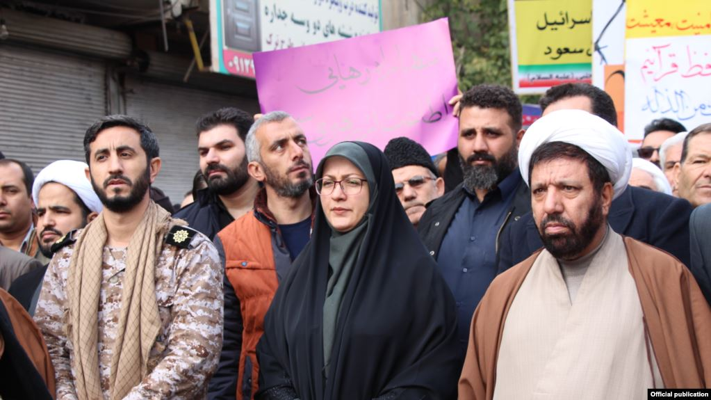 gouverneur qods iran