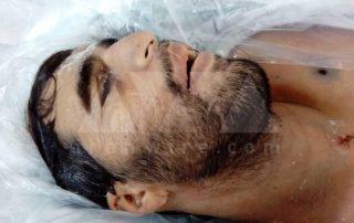 jafari bahman mort par le régime