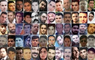 manifestations 1500 morts iran