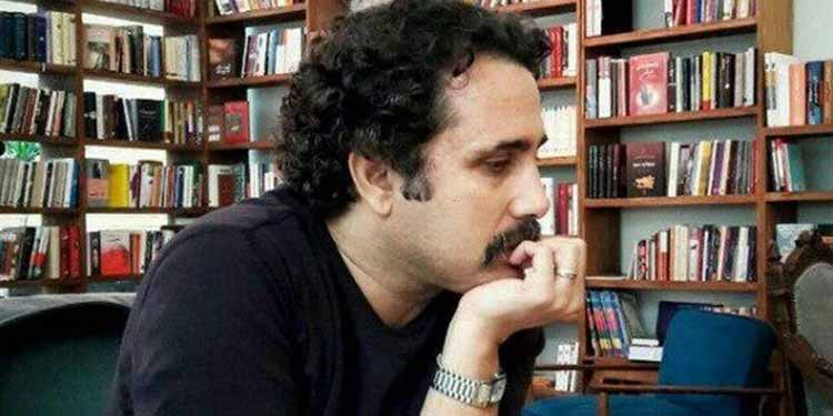 Jafar Ebrahimi détention iran