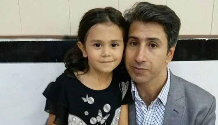 Prisonnier politique Akbar Bagheri iran