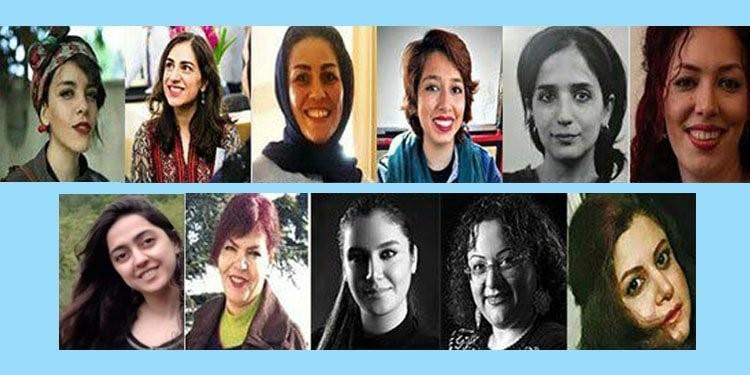 prisonnières politiques iran