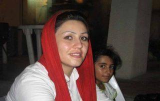 Maryam Akbari Monfared prisonnière politique iran