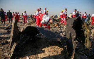 avion ukrainien iran