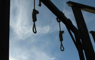 exécutions janvier 2020 iran
