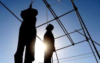 Mashhad public execution iran