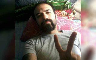 Soheil Arabi prisonnier pasdarans iran