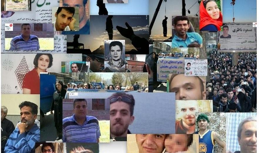 qisas condamnations mort iran