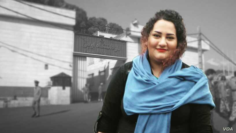 Atena Daemi prisonnière politique iran