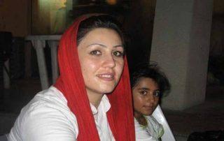 Maryam Akbari Monfared nouvelle condamnation iran