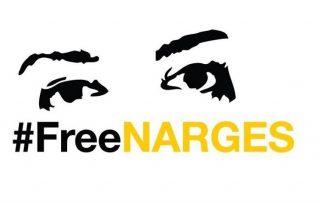 freenarges iran